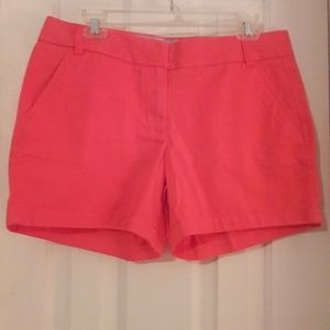 Brand New J CREW Chino Shorts